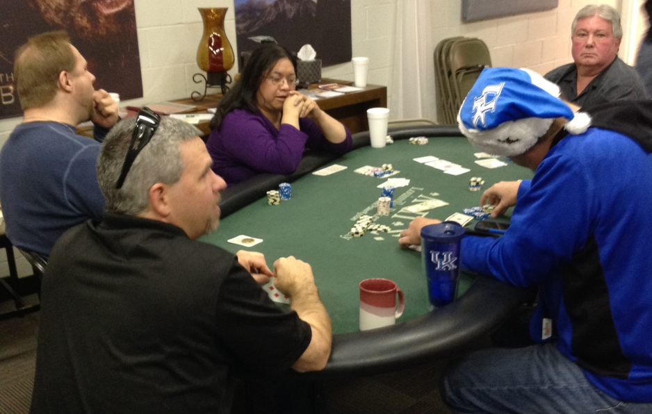 Louisville Poker Society